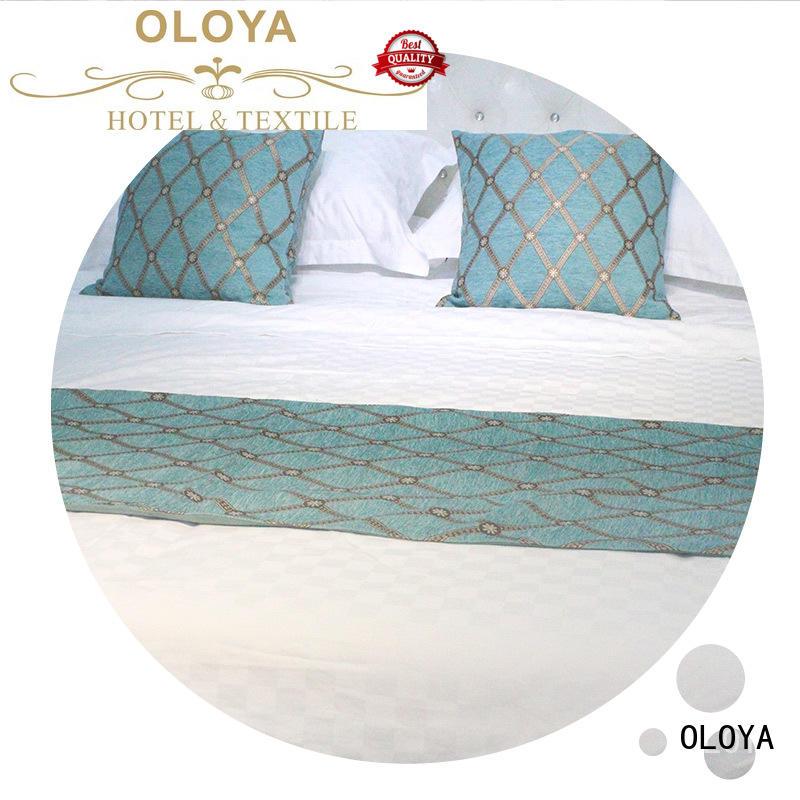 OLOYA professional white duvet set overseas market for hotel