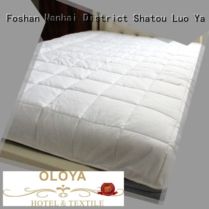 OLOYA bed pad in china for bed