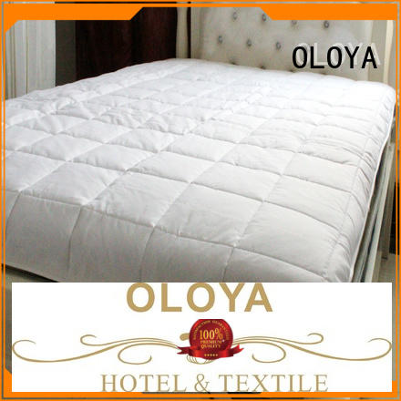 OLOYA durable bed pad grab now for hotel