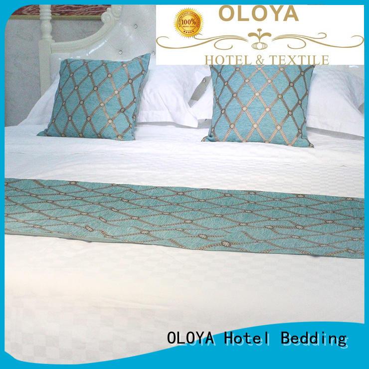 OLOYA professional white duvet set for hotel