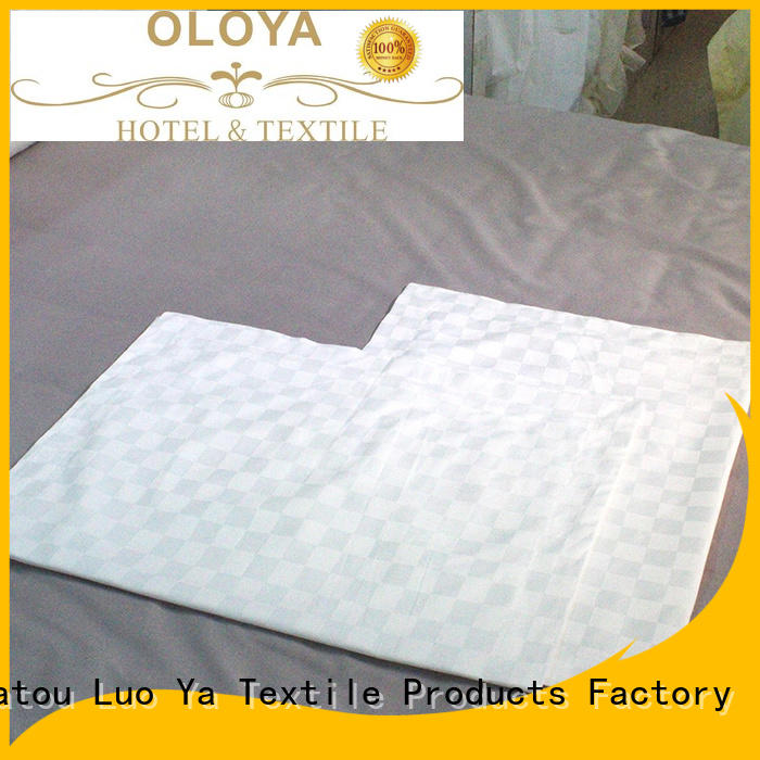 OLOYA elegant white pillow cases dropshipping for pillow