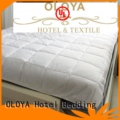 bed pad bulk production for hotel