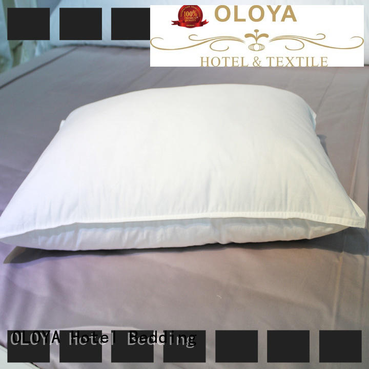 OLOYA fashion bed pillows for manufacturer for bed