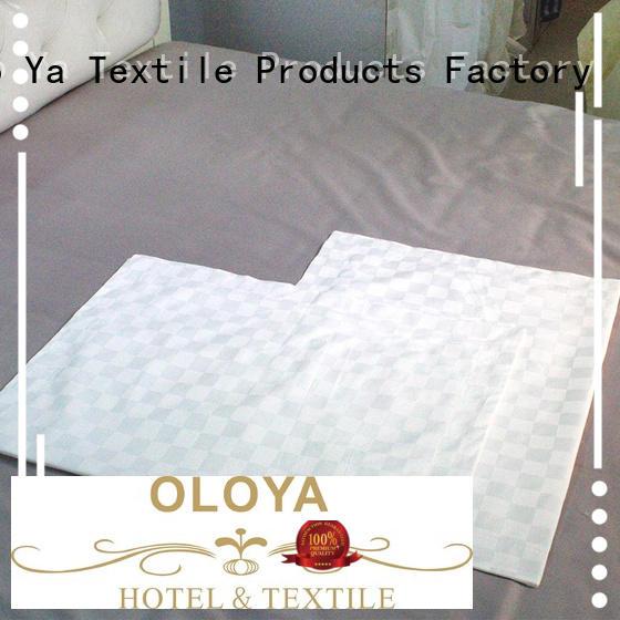 OLOYA pillowcase for manufacturer for hotel