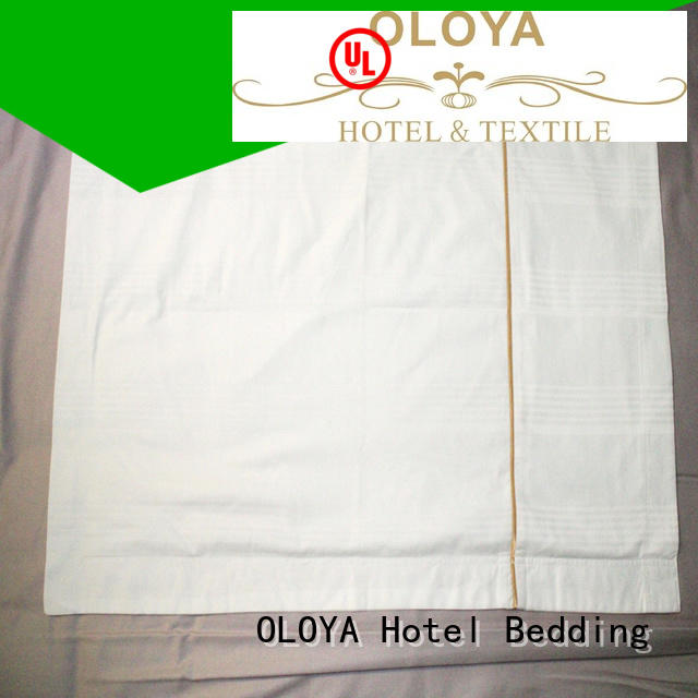 elegant cotton pillowcase directly sale for hotel