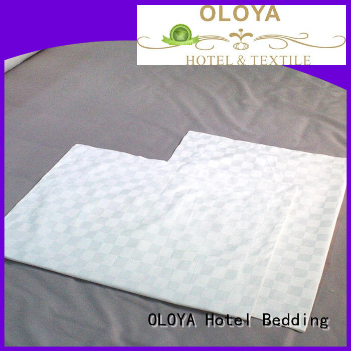 OLOYA pillowcase dropshipping for hotel